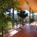 patio one bedroomed apartment