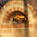 Sand Rose B&B Pizza oven...