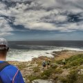 Robberg Point view