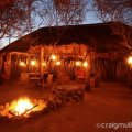 Relax in our beautiful boma