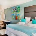 Main bedroom with en suite in background