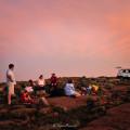KRM Sunset on Greatheads