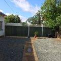 The Solomon: Secure parking in quiet leafy suburb
