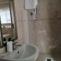 Double Room with Private Bathroom Shower