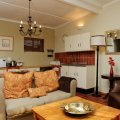 Two 1 bedroomed cottages have a separate living room
