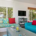 Living Room - Full Satellite TV