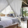 Victoria Falls River Lodge - Luxury Tent with River views
