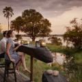 Victoria Falls River Lodge - Riverside Bar