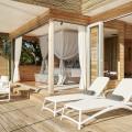 Victoria Falls River Lodge - Island Treehouse with en-suite bathroom