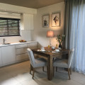 Cape Vermeer Sea view Suite Dining and Kitchenette