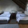 single beds in loft