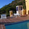 Pool and funicular