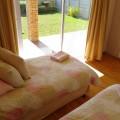 Single bed bedroom on ground floor