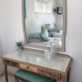 Frosted pearl dressing table1