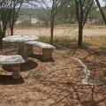 Tea (or sundowners) overlooking the Kruger National Park