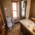 Private bathroom with shower for Double Room with full sea view