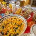 breakfast buffett