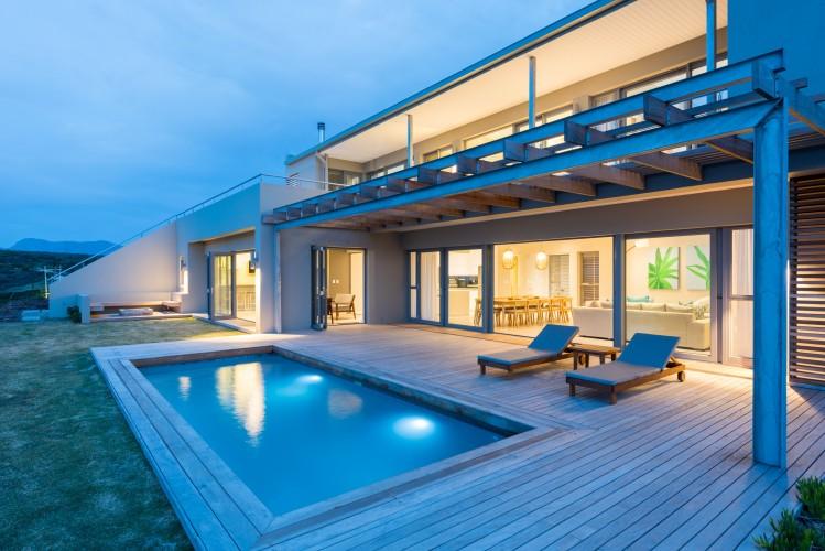 romans villa - pool deck area #1-2