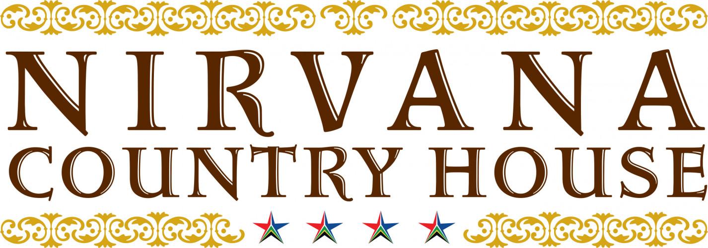 Nirvana Country House logo new