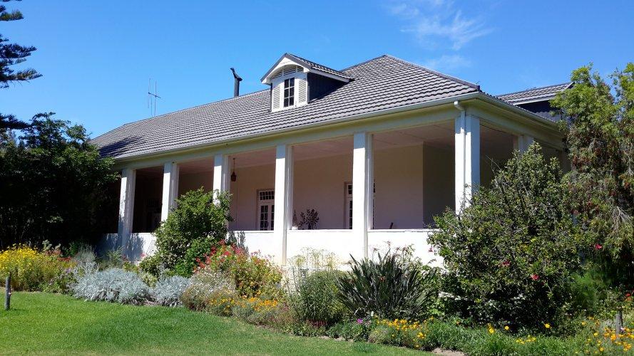 Strath Breede House (Manor)