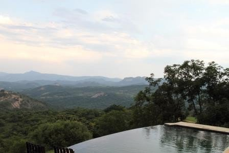 Infinity Pool at Valbonne House