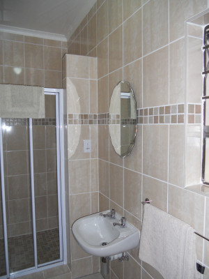 All rooms have bathrooms en-suite