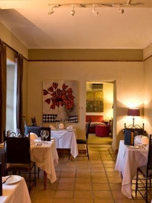 Mimosa Lodge Restaurant