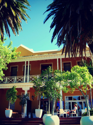 Ashanti Gardens Front of Building