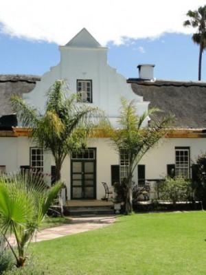 Cape Dutch Manor House