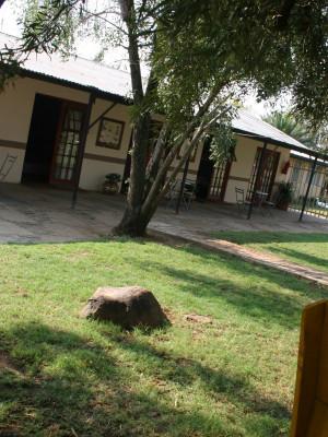 Akwêla guest farm