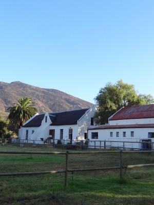 De Bos Farm House and Barn