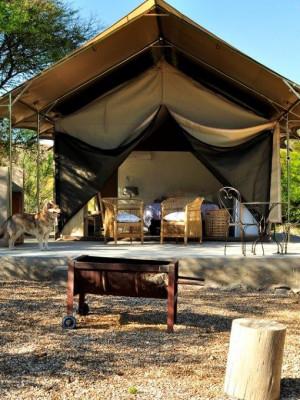 Bushcamp Badensfontein