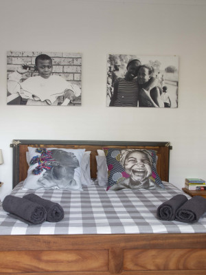 Achebe - Bedroom