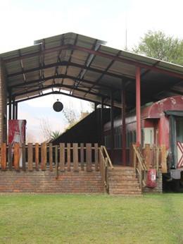 Train accommodation