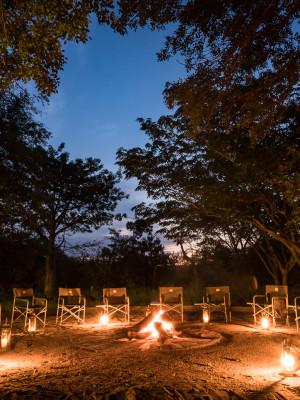 uKuwa Safari Lodge | Boma Area
