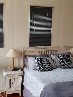 Main room in one bedroom Cabin