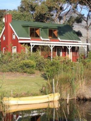 River Cottage_Otters Creek 2001