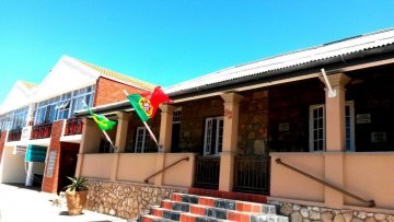 Bay Vista Guesthouse Self Catering & Backpackers