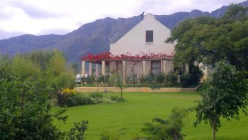 Eikelaan Cottages Tulbagh