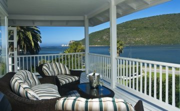Luxury room views