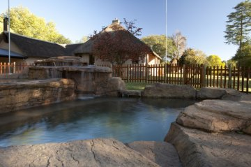 Whispering Waters pool area