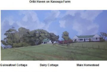 Oribi Haven on Kasouga Farm
