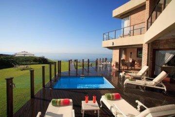 African Oceans manor on the Beach
