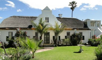 Cape Dutch Manor House