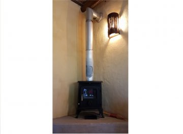 Plover Wood burning stove
