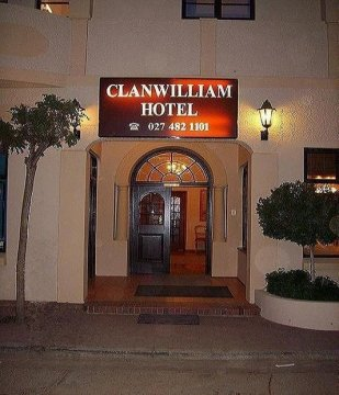 Clanwilliam Hotel
