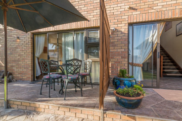 Ground floor apartment with Patio on to Garden
