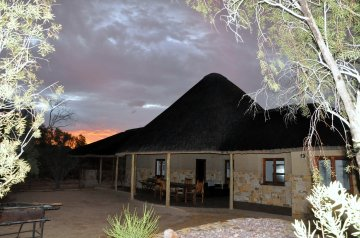 Cape Ebony Lodge -Sunset