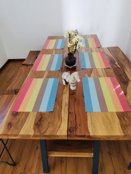 Dining Table - Fin