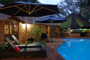 Swimming Pool and Braai Lapa